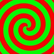 Hypnotic Spiral LWP